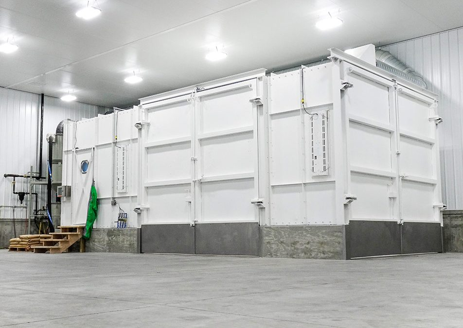 Kohler Industries Opens New Shop