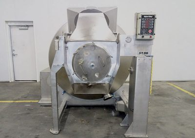 used vacuum tumbler industrial food processing