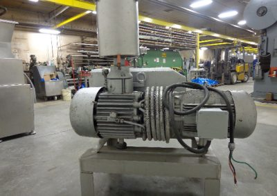 rebuilt Busch-RA400 vacuum pump from Kohler Industries