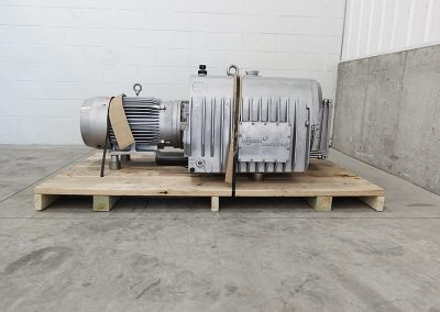 rebuilt Busch-RA630 vacuum pump from Kohler Industries
