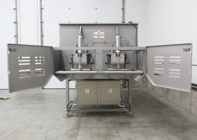Industrial Food Meat Blender Mixer all-new build by Kohler Industries