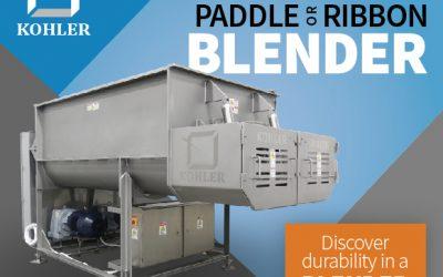 Discover the All-New Kohler Blender – It Won't Quit