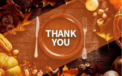 Giving Thanks to the World's Industrial Food Processors